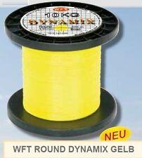 WFT Round Dynamix gelb 26kg 1000m 0.30mm (4 81 Eur/100m)