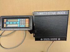 DIGITAL MARINE NORTHSTAR 800X NAVIGATION UNIT  (#73)