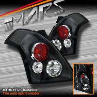 JDM Black Altezza Tail Lights for Suzuki Swift Series 1 04-06 & Sports