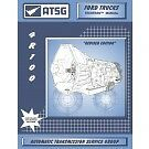 Ford 4R100 ATSG Techtran MANUAL Repair Rebuild Book Transmission Guide
