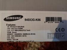 "Samsung ATIV Book 9 Plus 13.3"" Intel i5 128GB SSD Ultrabook Super Slim Laptop 4K"