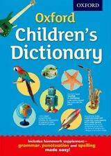 Oxford Children's Dictionary by Oxford Dictionaries (Hardback, 2015)