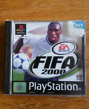 FIFA 2000 - PS1 - Sony Playstation COMPLETE