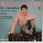 45TRS VINYL 7''/ FRENCH EP RAMUNCHO / LE CAVALIER + 3