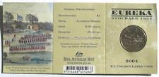 1854-2004 Eureka Stockade - Ballarat One Dollar Uncirculated Coin Mintmark S