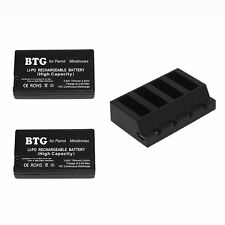 700mAh Upgrade Battery & Multi Charger Hub for Parrot Mini Drones Mambo Swing