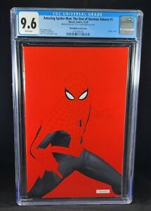 Amazing Spider-Man Sins Norman Osborn #1 CGC 9.6 Tyler Christopher - Unpressed