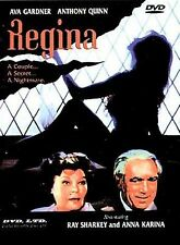 Regina 1982 (DVD,1999) Anthony Quinn Ava Gardner Ray Sharkey Anna Karina