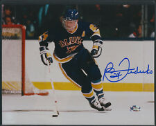 53ff98185 Bernie Federko Authentic Autographed Signed 8x10 Photo St. Louis Blues With  COA