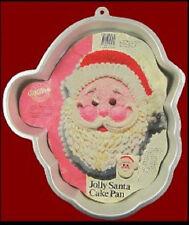 Wilton ***JOLLY SANTA*** Cake Pan w/INSERT!!