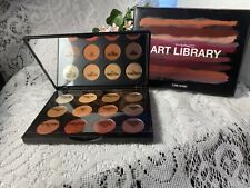 MAC Art Library FLAME BOYANT Eye Shadow Palette 100% Authentic ~ SHIP FREE ~READ