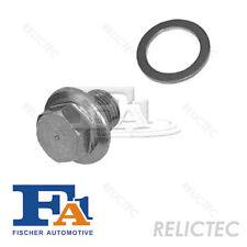 Sealing Plug, oil sump for Toyota Nissan Lexus Daihatsu Renault Mini:COROLLA