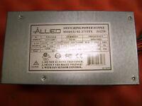 Apex DM-317 Case Power Supply SL-275TFX 275W  20+4PIN 12VFAN 1SATA (Used)