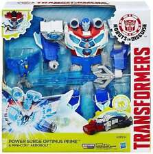 Hasbro Optimus Prime Transformers & Robot Action Figures