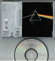 PINK FLOYD The Dark Side Of The Moon JAPAN CD TOCP-7652 w/OBI 1993 reissue FreeS