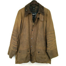 """Barbour Classic Moorland Wax Jacket A821 Brown Size XL C48/122cm  Chest 48"""""""