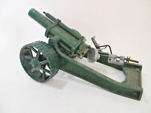 "BRITAINS 9740 '18"" HEAVY HOWITZER GUN'. ARMY/MILITARY. 1:32. VINTAGE."