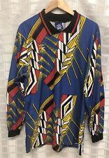 Vtg Rare Umbro Goalkeeper Mens Soccer Germany Flag Sz Xl Long Sleeve Jersey Ah