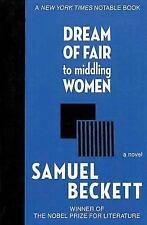 DREAM OF FAIR to middling WOMEN, by Samuel Beckett