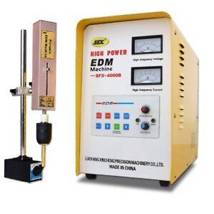 High Power Portable EDM Machine SFX-4000B Tap Remover Broken Bolt Removal