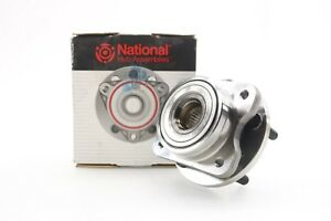 NEW National Wheel Bearing Hub Assembly Front 513122 Caravan Town&Country 96-00