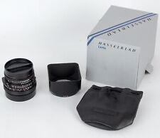 Hasselblad Carl Zeiss Planar CF 80mm F2.8 T * Lens West Germany Hood 60/80 Case