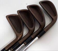 RH Slazenger Beryllium Copper BeCu 3-4-5-6 Irons Standard Flex Stainless Steel