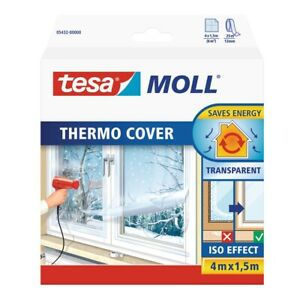 tesamoll® 05432 Thermo cover Fenster-Isolierfolie 4M x 1,5M
