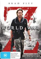 World War Z * NEW DVD * (Region 4 Australia)