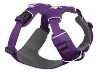Ruffwear Front Range Dog Harness 30501/501 Tillandsia Purple NEW