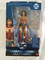 Lex Luthor BAF DC Multi-Univers 6 pouces Wonder Woman