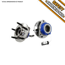 2 Front Wheel Hub Bearing Assembly Chevy Impala Monte Carlo Grand Prix Deville