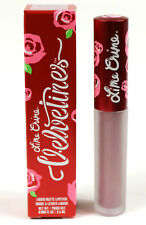 Lime Crime Velvetines Mercury Liquid Matte Lipstick New In Box