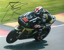 Bradley Smith signed Moto GP 10x8 photo Image C UACC Registered dealer