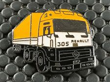 PINS PIN BADGE CAR CAMION TRUCK RENAULT 305
