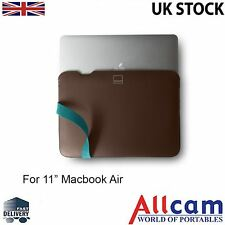 "ACME Made Custodia Laptop/GLI skinny manica per 11"" MacBook Air in Java/Teal"