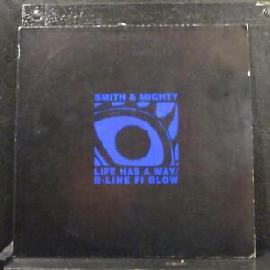 "Smith & Mighty - Life Has A Way / B-Line Fi Blow 10"" Mint- !K7123EP Germany 2002"