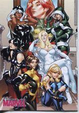 Women Of Marvel Series 2 Promo Card P5