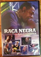 Raca Negra Canta Jovem Guarda II (DVD)