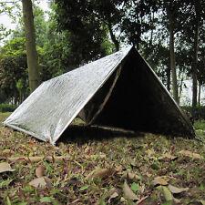 Emergency Rescue Survival Blanket Camp Tent First-Aid Waterproof Thermal