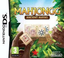Mahjongg Ancient Mayas NDS Nintendo DS Lite DSi XL Brand New
