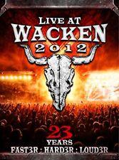 Live At Wacken 2012 [DVD] [2013] [DVD][Region 2]