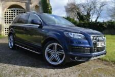 Diesel Q7 Electric heated seats Cars