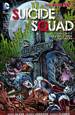 SUICIDE SQUAD VOL #3 TPB DEATH IS FOR SUCKERS Adam Glass DC Comics #14-19 TP