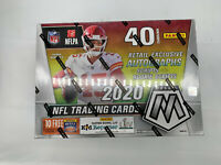2020 Panini Mosaic NFL Football Sealed MEGA BOX, IN HAND, FREE SHIPPING