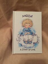 TY - Angeline The Story Of Love Book - New