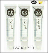 NK Makeup Clear Lip Gel  with Vitamin E (Pack of 3)
