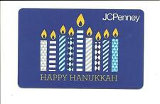 J C Penney Happy Hanukkah Gift Card No $ Value Collectible JC Penney 2016