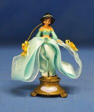 Jasmine Twirling Christmas Ornament Figurine Disney Aladdin