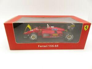 Ferrari 156-85 Michele Alboreto #27 1985 Ixo Mattel 1/43 F1 Formule 1 en boite